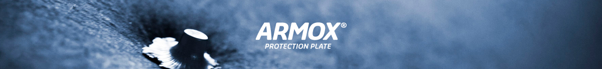 Armox protection plate