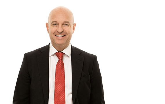 Jonas Bergstrand, Executive Vice President and Head of Legal and Strategy