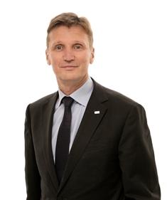 Olavi Huhtala Executive Vice President SSAB Europe at SSAB Group