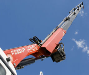 Strenx™ 700 MC Plus in Fassi crane